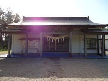 秋田県「大潟神社」 ~土地神=龍神を祀る必要性~
