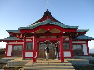スサノオ秘剣の旅~パワースポット「箱根神社」「芦ノ湖」(謎の光の玉が出現)