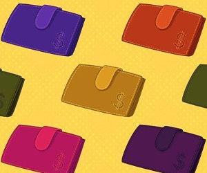 【風水】2021年の財布のラッキ-カラー!運気が良いのは何色?