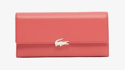 ラコステ(LACOSTE)の財布!カワイイけど「金運」や「運気」はどう?